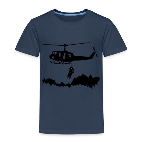 Helibiking - Kinder Premium T-Shirt