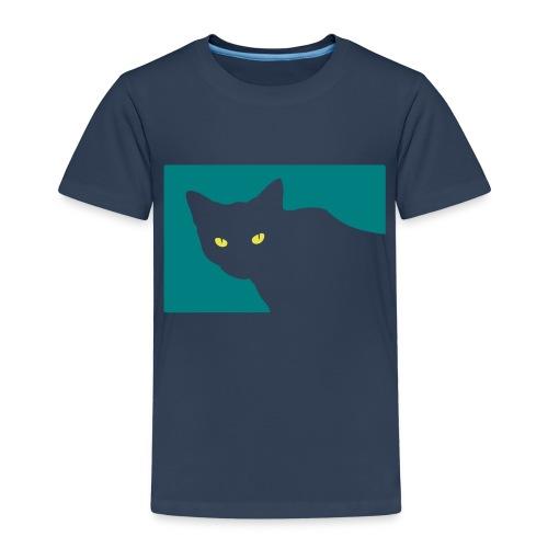 Spy Cat - Kids' Premium T-Shirt