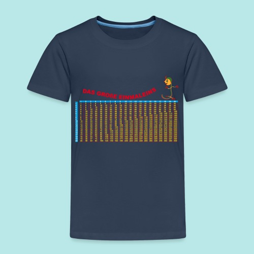 grosseseinmaleins - Kinder Premium T-Shirt