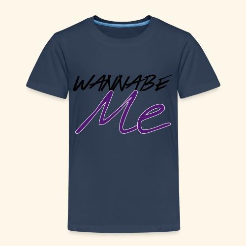 Wannabe Me - Lasten premium t-paita