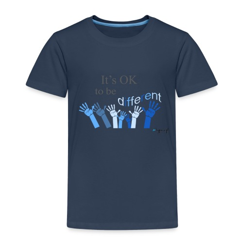 Its OK to be different - Koszulka dziecięca Premium