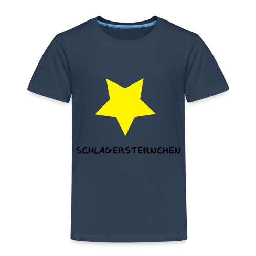 schlagersternchen - Kinder Premium T-Shirt