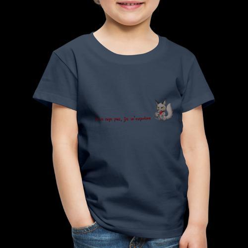 RavenWolfire Design - T-shirt Premium Enfant