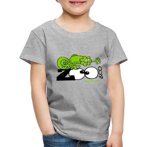 Zooco Chameleon - Kids' Premium T-Shirt