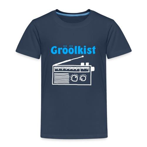 gröölkist - Kinder Premium T-Shirt