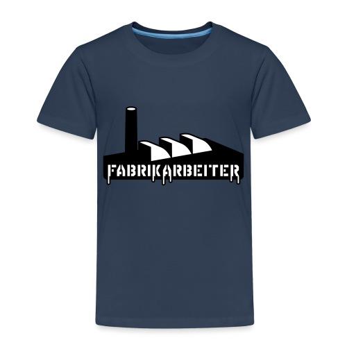 Fabrikarbeiter - Kinder Premium T-Shirt