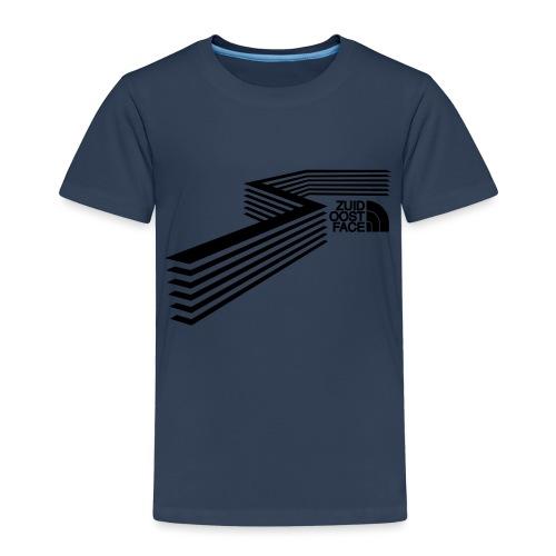 K blok Zuid Oost - Kinderen Premium T-shirt