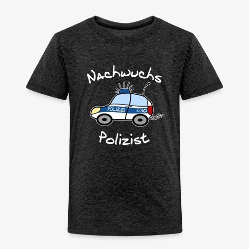 nachwuchs polizist weiss - Kinder Premium T-Shirt