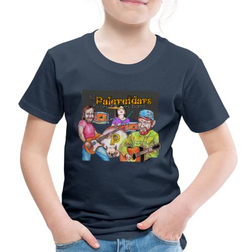 Palereidars - Premium T-skjorte for barn