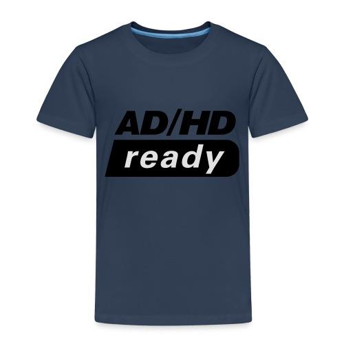 ADHD_READY - Premium T-skjorte for barn