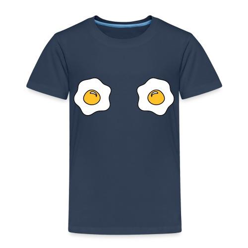 Oeufs au plat - T-shirt Premium Enfant