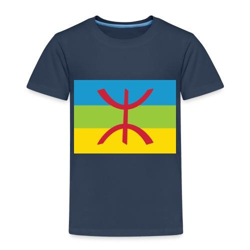 Amazigh Flag Clean - Kinderen Premium T-shirt