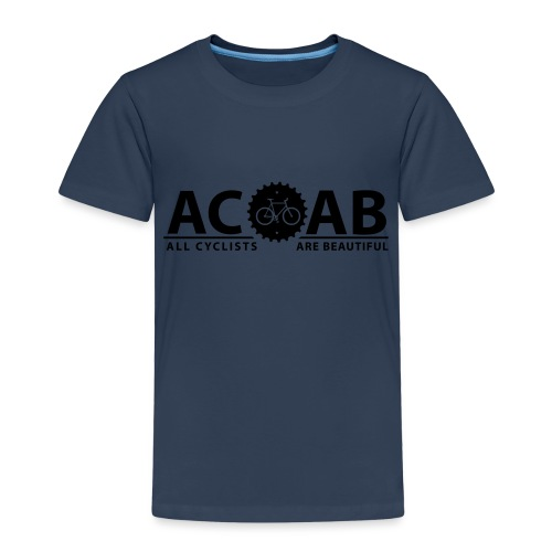 ACAB All Cyclists Are Beautiful T-Shirts - Kinder Premium T-Shirt