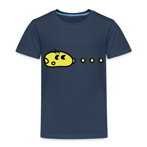 Pac chaising dots - Kinder Premium T-Shirt