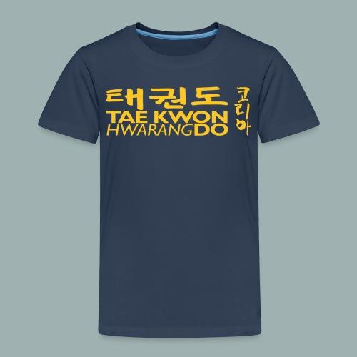 Hwarang Enfant - T-shirt Premium Enfant