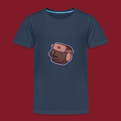 Russian Bear - T-shirt Premium Enfant