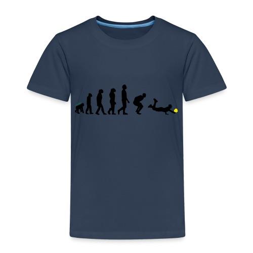 Evolution Defense - Maglietta Premium per bambini