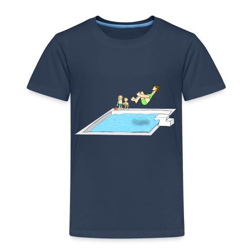 Coole Mama - Kinder Premium T-Shirt