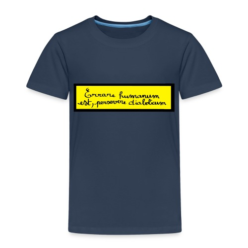 disign - T-shirt Premium Enfant