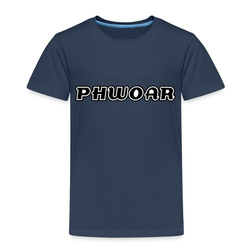 PHWOAR! - Kids' Premium T-Shirt