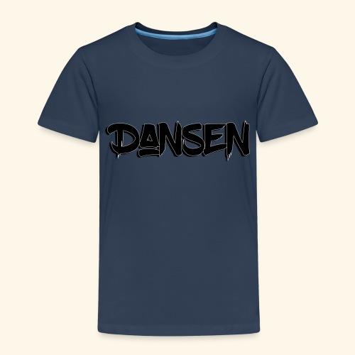 DansenLogo - Premium-T-shirt barn