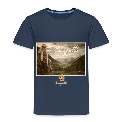 Tschaggatta logo red - Kids' Premium T-Shirt