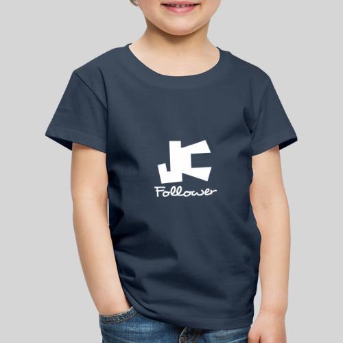 JC Follower - Nachfolger Jesu Christi - Kinder Premium T-Shirt