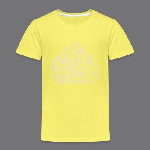 LIFE A BEACH ENJOY THE WAVES Tee Shirts - Kids' Premium T-Shirt
