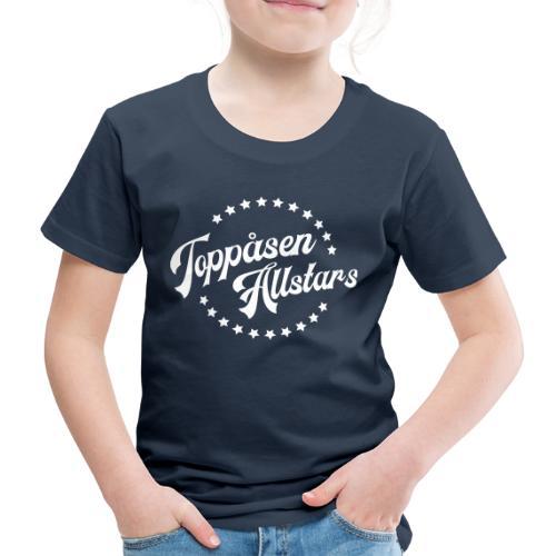 Toppåsen Allstars - Premium T-skjorte for barn