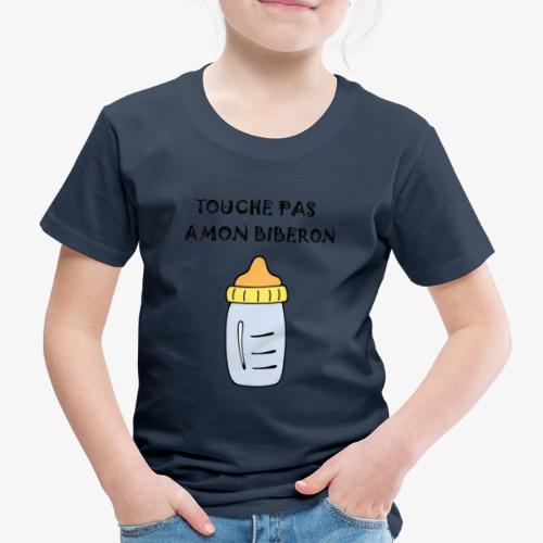 biberon - T-shirt Premium Enfant