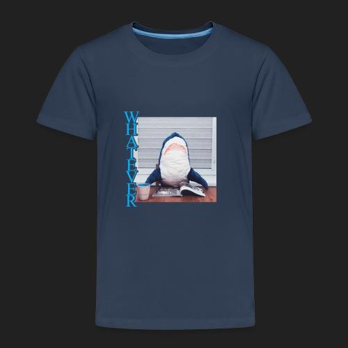 morning coffee WHATEVER - Koszulka dziecięca Premium