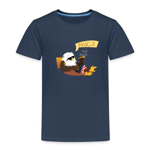 Women's V Neck - Kids' Premium T-Shirt