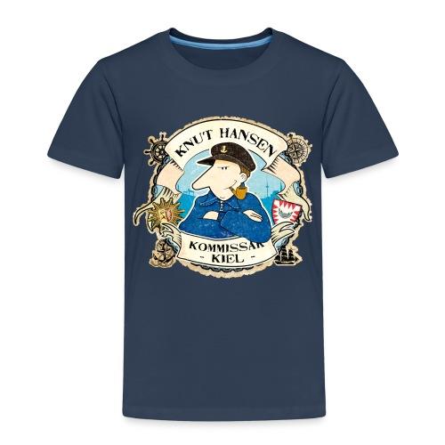 Knut Hansen Logo - Kinder Premium T-Shirt