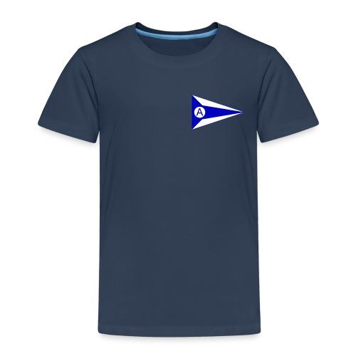 Offiziell vorne und hinten - Kinder Premium T-Shirt