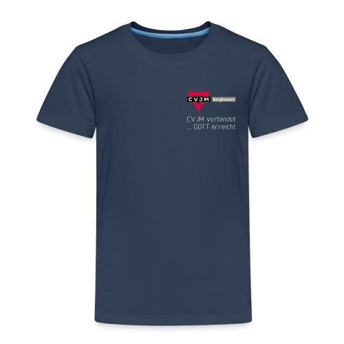 CVJM-Bgh-2019-vorne - Kinder Premium T-Shirt