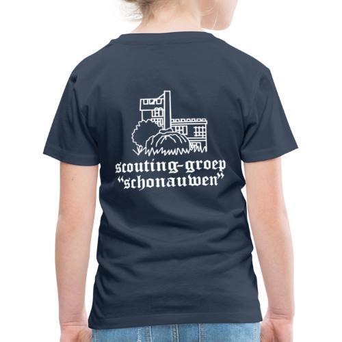 Schonauwen zomeruniform - Kinderen Premium T-shirt