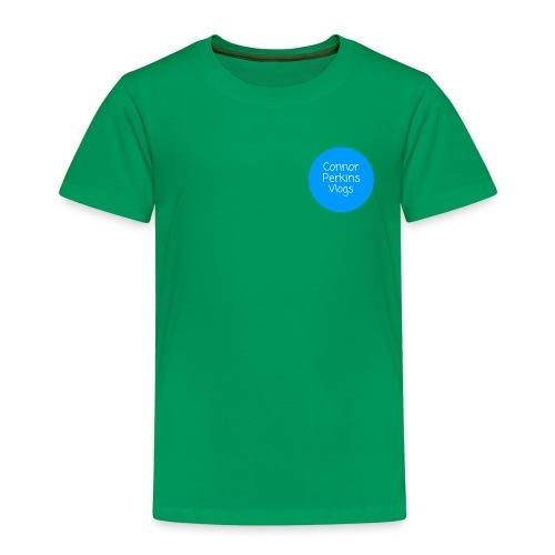 ConnorPerkinsVlogs Logo - Kids' Premium T-Shirt