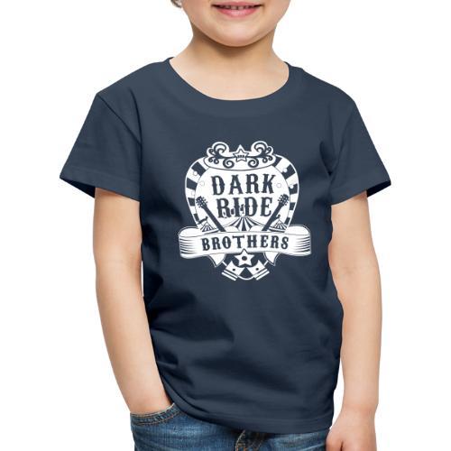 Dark Ride Brothers - Lasten premium t-paita