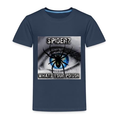 Spiderz main cover 3 - Kids' Premium T-Shirt