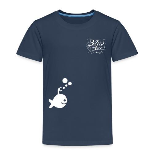 BLUE BAR LOGO Original - Kids' Premium T-Shirt