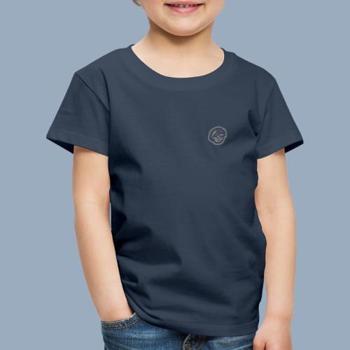 logo bb spreadshirt bb kopfonly inv - Kinder Premium T-Shirt