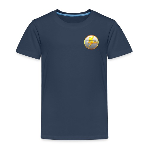 ElectroGame - Maglietta Premium per bambini