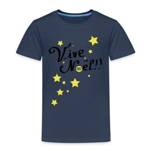 Vive Noël !! - T-shirt Premium Enfant