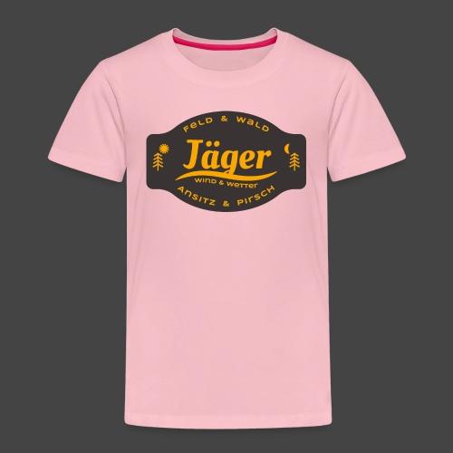 Das Jäger-Shirt für aktive Jäger - Kinder Premium T-Shirt