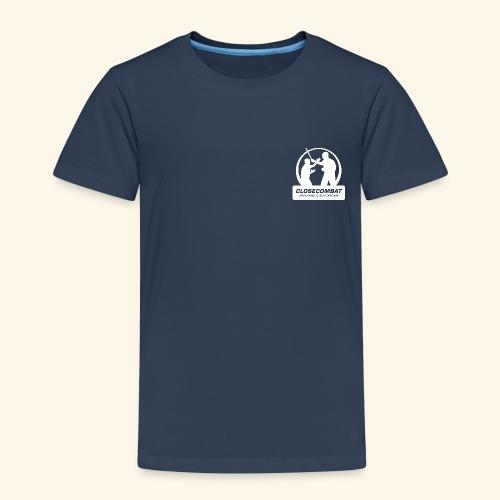 CLOSECOMBAT 2017 w cl - Kinder Premium T-Shirt