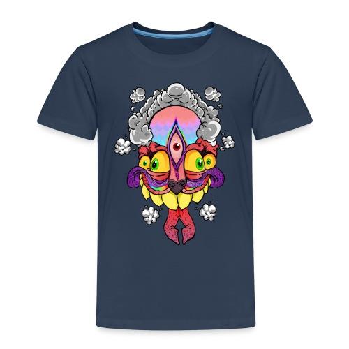 206194 peanutbutterclawk high flyin t shirt desig - Kinderen Premium T-shirt