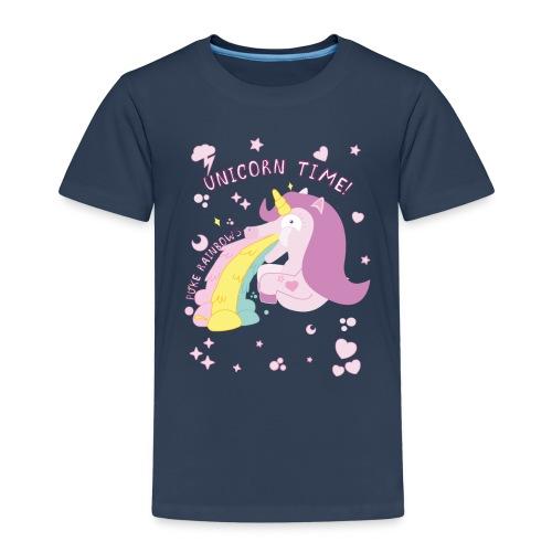 Unicornio - Camiseta premium niño