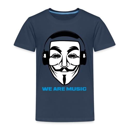 WE ARE MUSIC - T-shirt Premium Enfant