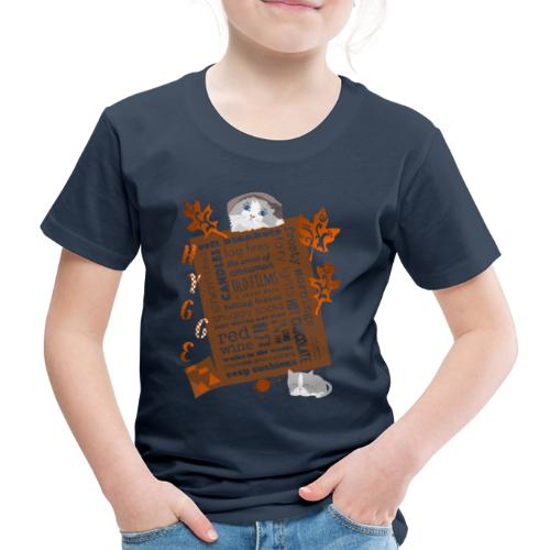 HYGGE MOMENTS - Kids' Premium T-Shirt