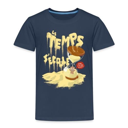 Le Temps C est Cool - Kids' Premium T-Shirt